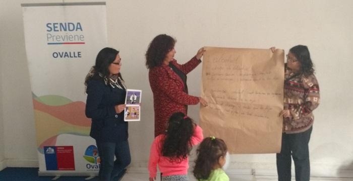 Realizan segundo taller con mujeres jefas de hogar