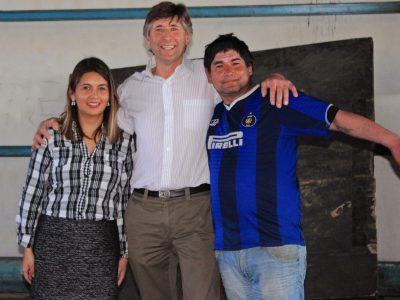 SENDA Araucanía participó en tarde criolla junto a personas en situación de calle de la comuna de Pitrufquén