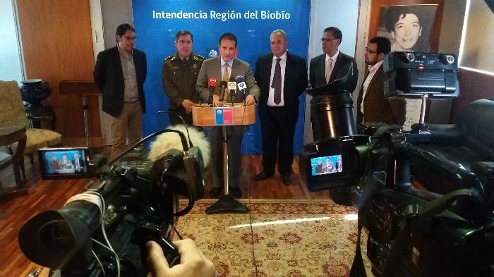 Intendente Díaz entregó balance oficial de Fiestas Patrias y valoró menores cifras adversas