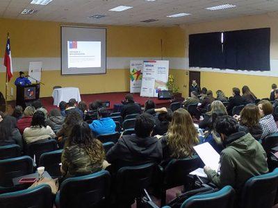 Seminario de Integración Social aborda problemática del estigma en el proceso de rehabilitación