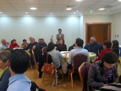 SENDA Arica y Parinacota realiza exitoso taller de Habilidades Preventivas Parentales
