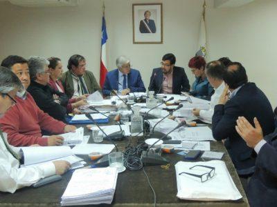 Concejo Municipal de Talcahuano aprueba pioneras  medidas en materia de venta de alcohol