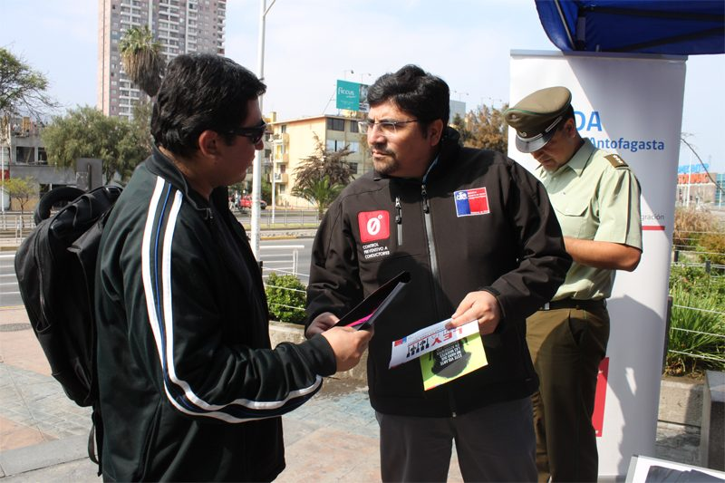 AUTORIDADES LLAMAN A PREVENIR ACCIDENTES DE TRÁNSITO EN FIESTAS PATRIAS