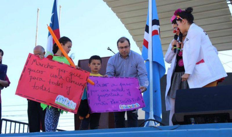 En terminal de buses de Santiago refuerzan campaña Conductor Designado