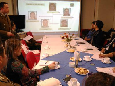 SENDA Araucanía encabeza reunión de mesa regional de alcohol y drogas