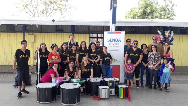 SENDA Previene de Pica lanzó campaña de verano en La Cocha