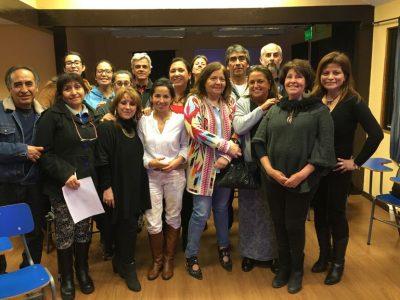 SENDA Previene Vitacura se reúne con apoderados de Colegio Inmaculada Concepción
