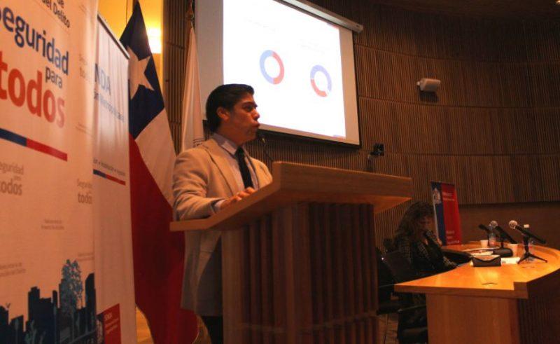 Director nacional de SENDA encabeza seminario sobre Ley de Alcoholes