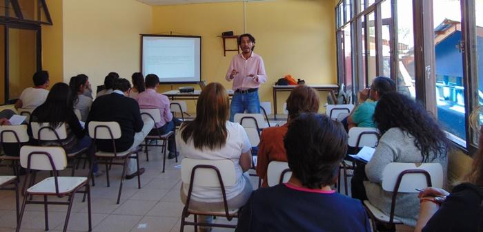 Establecimientos educacionales de Monte Patria comprometidos con la prevención