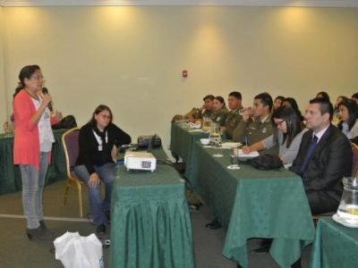 Desarrollan Seminario de Derechos y Salud Mental