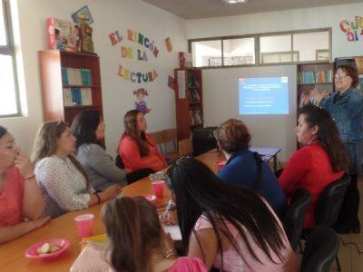 Colegios de Coquimbo se integran a ciclo de charlas preventivas