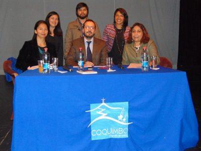 Expertos debaten en Coquimbo sobre el abuso de los psicofármacos