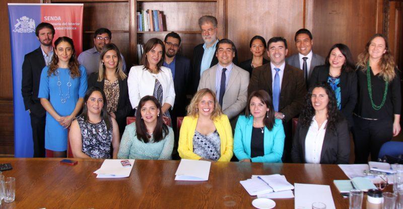 Con exposición de Eduardo Engel, comenzó jornada nacional de directores regionales de SENDA