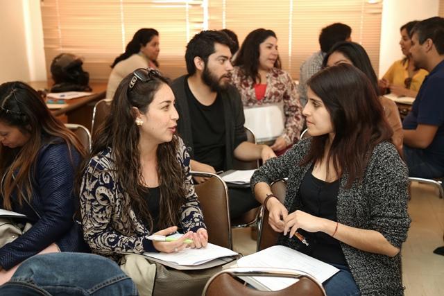 SENDA realiza seminario sobre entrevista motivadora a profesionales de la Universidad Antofagasta