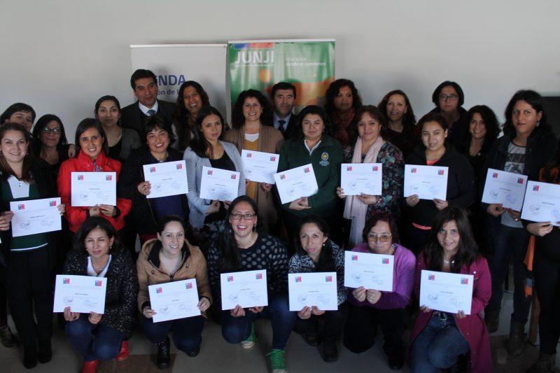 JUNJI Los Ríos y SENDA firman acuerdo de colaboración en temas preventivos