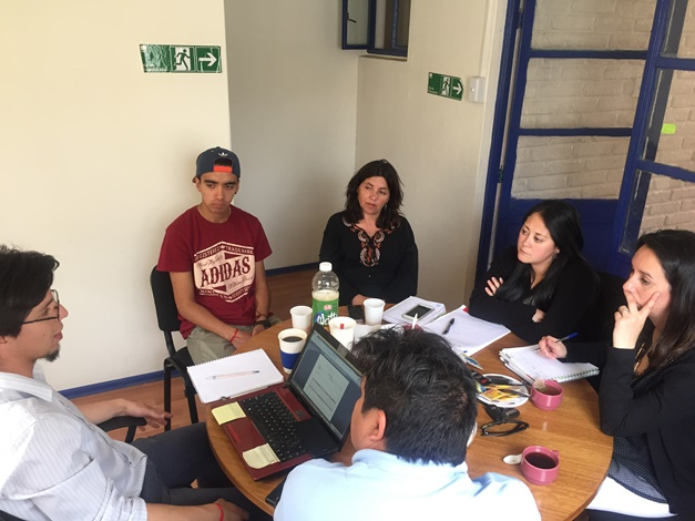 Refuerzan trabajo preventivo en liceo de Andacollo