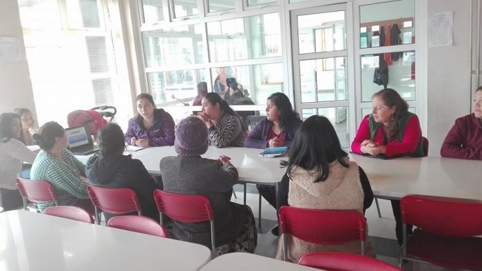 SENDA Previene Los Lagos realizó taller de Parentalidad Positiva en Escuela Rural de Antilhue