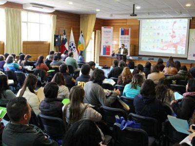 Exitoso seminario sobre detección precoz en consumo de sustancias y herramientas para el trabajo con población infanto juvenil