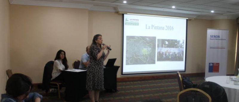 Directora encabeza jornada de Integración Social y Tratamiento para equipos SENDA Previene