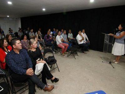 En Lo Espejo usuarios participan talleres de prevención comunitaria