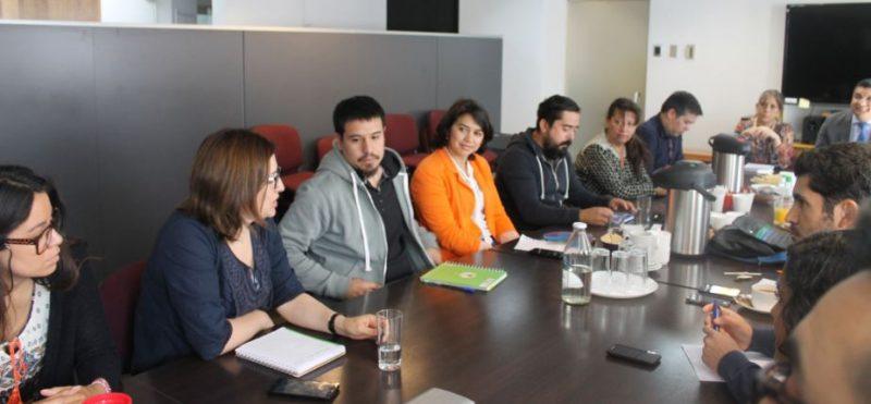 Comité Técnico Previene sostiene nueva reunión de trabajo