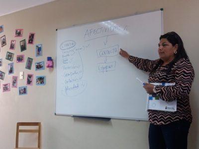 En Monte Patria refuerzan el rol parental para prevenir el consumo de drogas