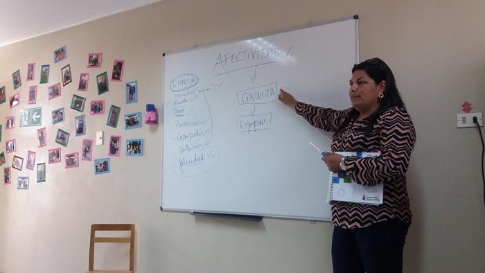 De baile y música se vistió campaña de SENDA en Coñaripe