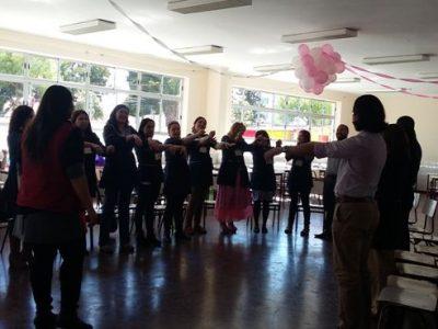 SENDA Previene Talagante dialoga con profesores