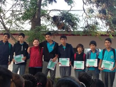 SENDA Previene lleva jornada recreativa a familias de Los Vilos