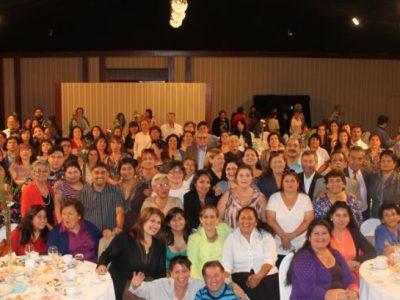 SENDA se reúne con dirigentes sociales de la Región Metropolitana