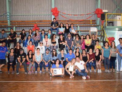 Senda Atacama conmemoró aniversario reconociendo a colaboradores