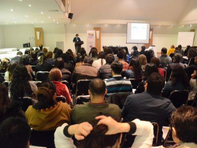 Con más de 200 participantes se realizó el séptimo encuentro de Tratamiento Macrozonal Centro en la quinta región