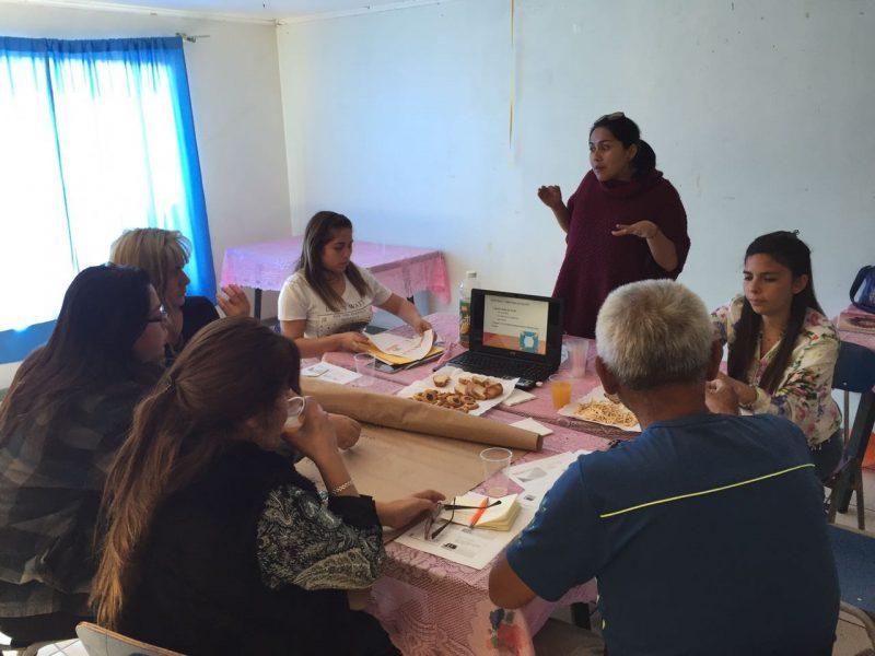 SENDA Previene prepara monitores preventivos en Villa Frei de Alto Hospicio