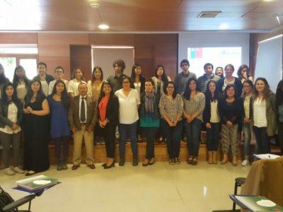 SENDA Los Ríos realizó capacitación en estrategias de prevención selectiva a duplas psicosociales de la región
