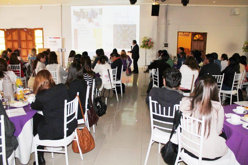 SENDA O'Higgins organiza 5° Seminario para empresas de la región