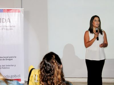 Aserradero del Maule desarrolla política preventiva del consumo de drogas