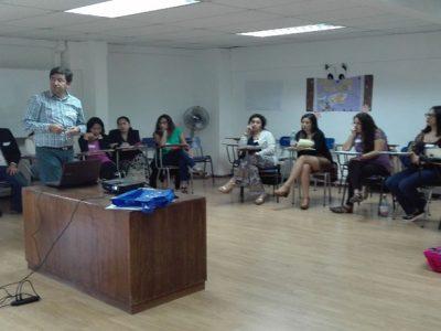 Profesionales SENDA Previene participan en jornada de capacitaciónregional