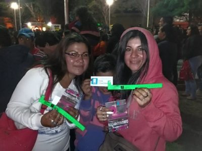 Masivo cierre de campaña de verano en Antofagasta