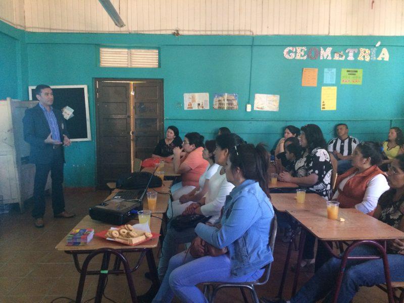 SENDA certifica trabajo preventivo del INE de Valparaíso