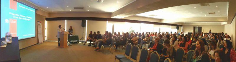 SENDA Biobío certifica a establecimientos educacionales de programa Liceo Libre de Drogas
