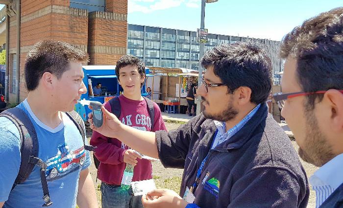 SENDA Biobío promueve el día mundial sin Alcohol