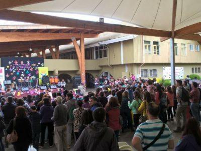 Con gran éxito se realizó 1ª versión de La Fiesta de La Primavera en La Unión