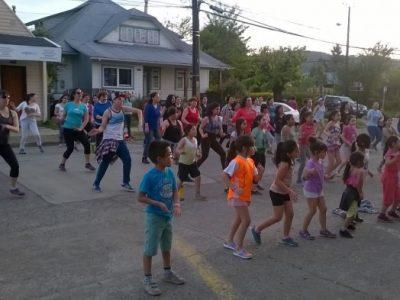 SENDA Previene Paillaco y Empresa SOCOEPA conmemoraron un año más de trabajo conjunto con actividad recreativa para la comunidad