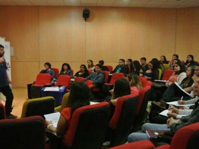 Realizan Seminario sobre Estigma y Consumo de Drogas