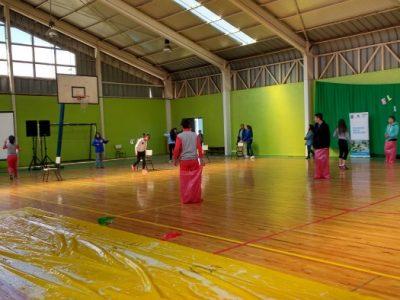 Con actividad recreativa finalizó proyecto Río Bueno por la Prevención