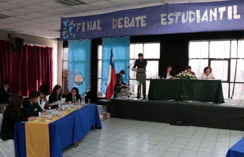 Colegio Novo Horizonte triunfa en los debates estudiantiles de Quilicura