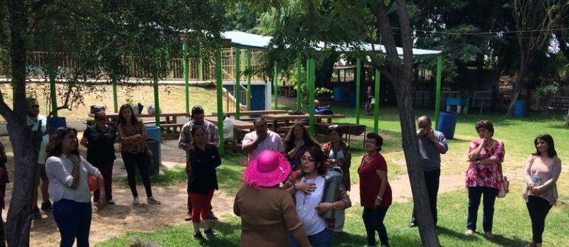 Cerro Navia realiza Jornada de Sensibilización y Buenas Prácticas junto a dirigentes sociales
