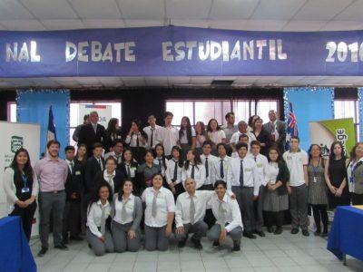 Barra de tragos sin alcohol se luce en cierre de campaña de SENDA en Chañaral