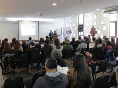 SENDA Araucanía potencia la prevención en los espacios laborales