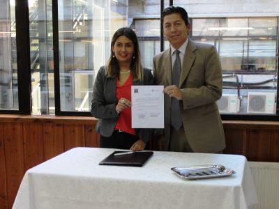 SENDA Araucanía certifica al Registro Civil por trabajar con calidad de vida